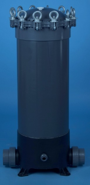 PVC cartridge filter