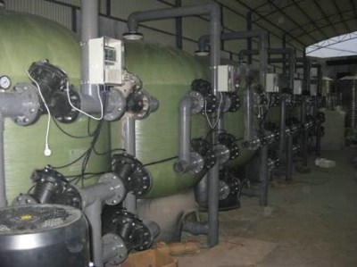 FRP pre-treatment system